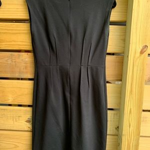 Ann Taylor Loft Little Black dress Size 8